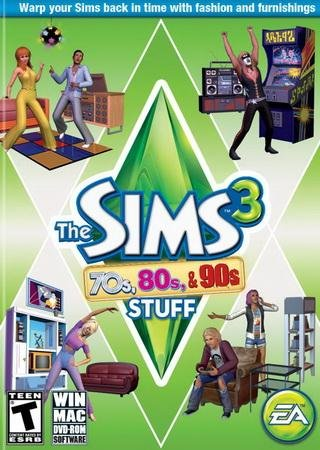The Sims 3: 70s 80s and 90s Stuff (2013) ������� �������