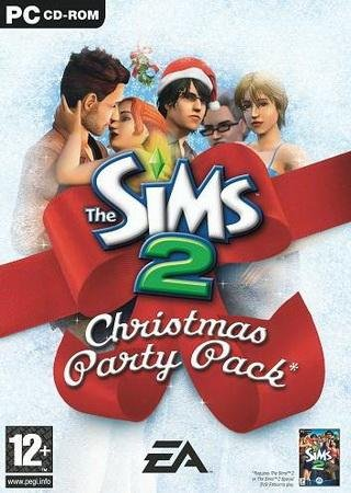 The Sims 2: Christmas Party Pack Скачать Торрент