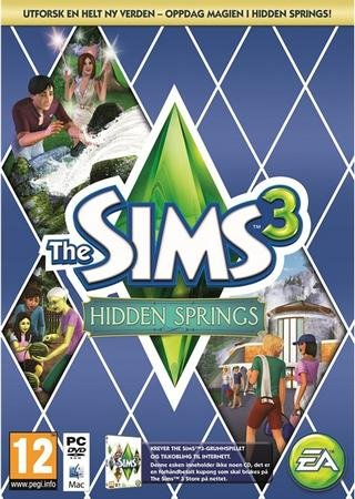 Скачать The Sims 3: Hidden Springs торрент