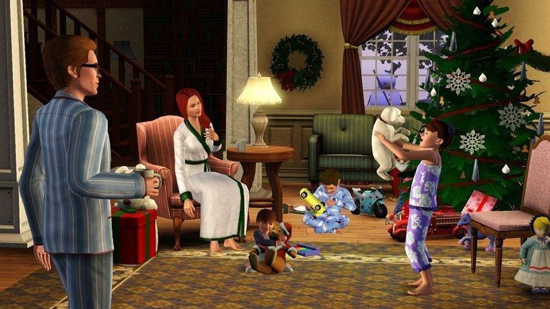 Sims 3 рецепты блюд из - 16