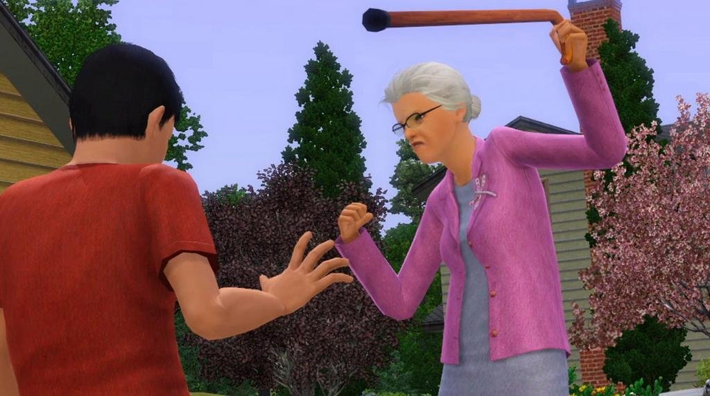 Sims 3 Кино каталог