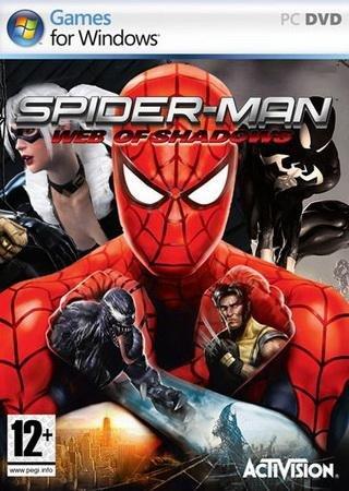 скачать бесплатно на компьютер игру человек паук паутина теней - фото 2