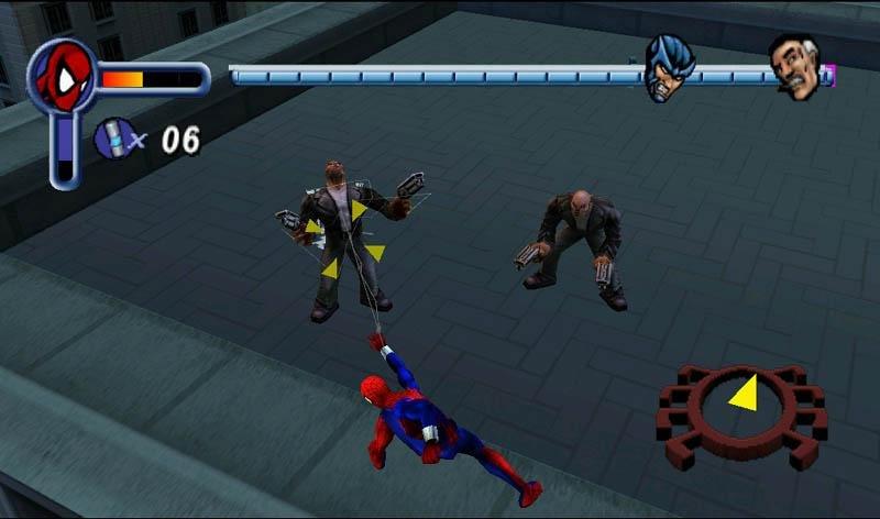 Игра spider-man 1 / человек-паук 1 (2001) скачать торрент.