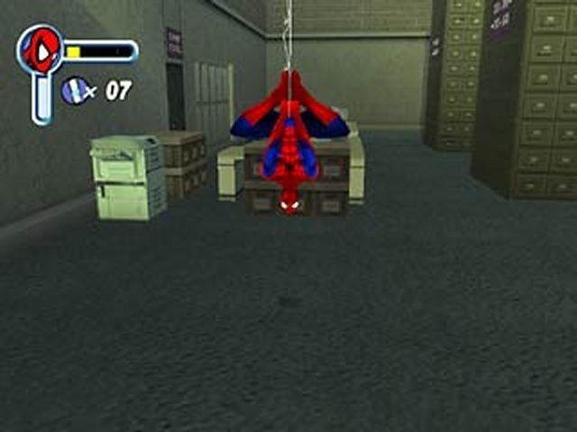 скачать на компьютер игру спайдермен - фото 3