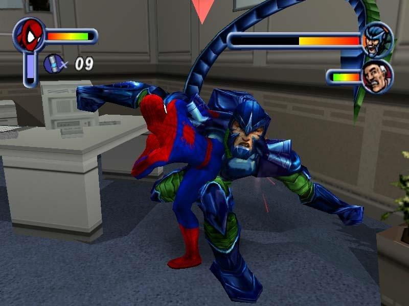 Скачать Игру Человек Паук 1 2001 Через Торрент - фото 4