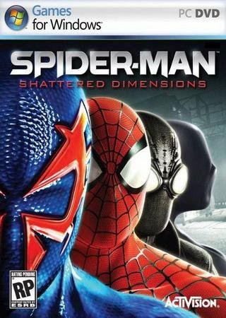 Spider-Man: Shattered Dimensions (2010) Скачать Торрент