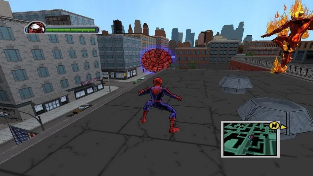 Ultimate spider man скачать игру на компьютер