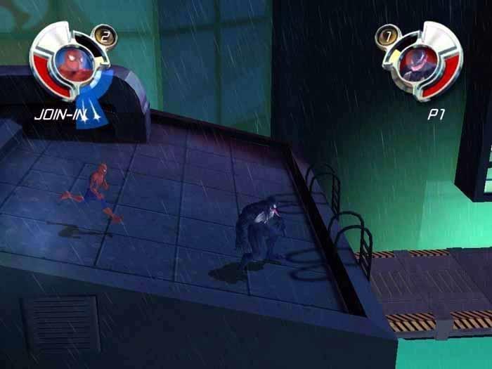 Игра Человек-паук Друг или Враг скачать торрент