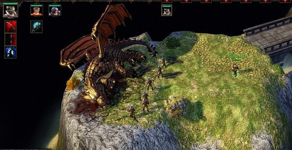 Screenshots of spellforce 2 - anniversary edition