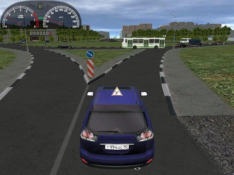 Скачать игры на компьютер учебный автосимулятор 2
