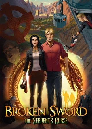 Скачать Broken Sword 5: The Serpents Curse Episode 1 торрент