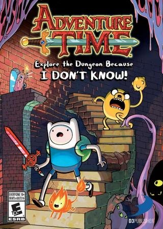 Adventure Time: Explore the Dungeon (2013) Скачать Торрент