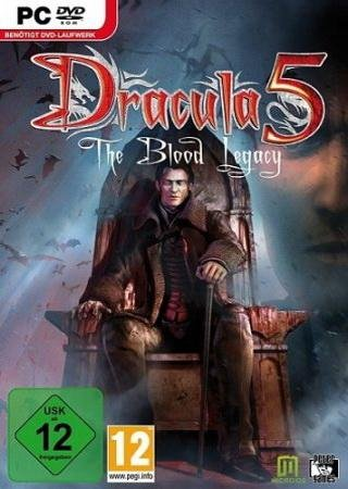 Скачать Dracula 5: The Blood Legacy торрент