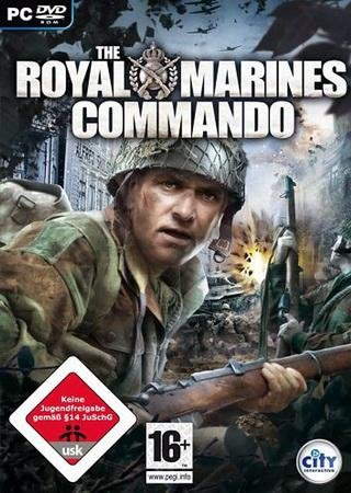 The Royal Marines Commando ������� ���������