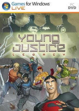 Young Justice: Legacy ������� ���������