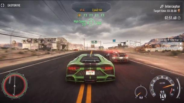 need for speed rivals на андроид