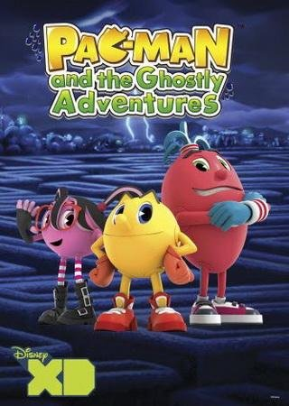 Pac-Man and the Ghostly Adventures (2013) Скачать Торрент