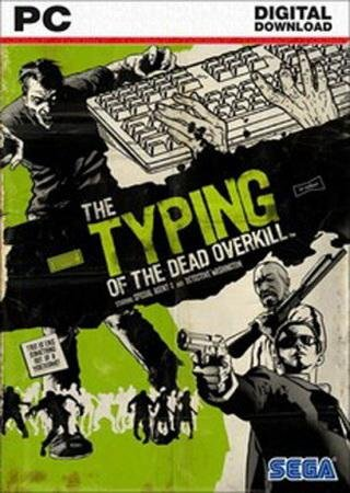 The Typing of The Dead: Overkill (2013) Скачать Бесплатно