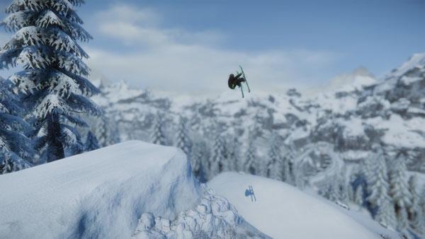 скачать игру на сноуборде на компьютер через торрент - фото 11