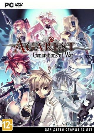 Скачать Agarest: Generations of War (2013) торрент