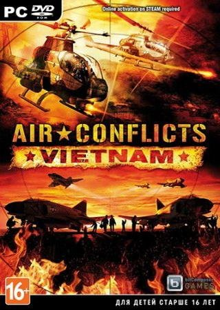 Скачать Air Conflicts: Vietnam торрент