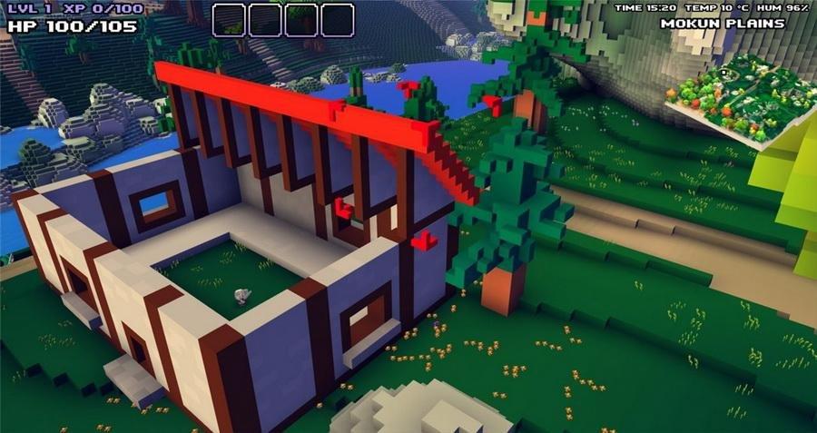 Скачать Игру Cube World На Компьютер