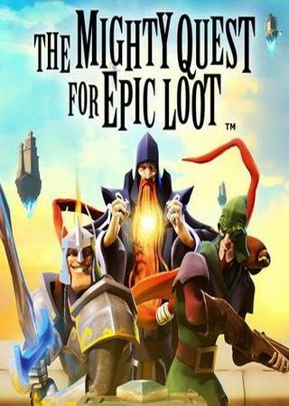 The Mighty Quest for Epic Loot (2013) Скачать Торрент