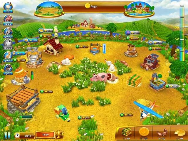 Веселая ферма 2 полная версия бесплатно, скачать, торрент, игра.
