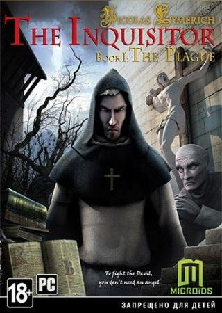 The Inquisitor: Book 1 - The Plague (2013) Скачать Торрент