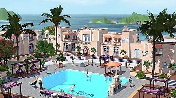 Симс 3 Island Paradise Торрент