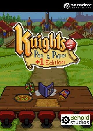 Knights of Pen and Paper (2013) ������� �������