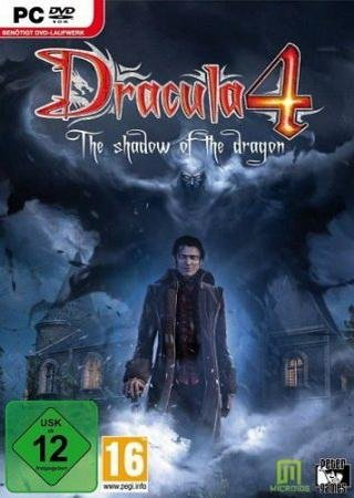 Dracula 4: The Shadow of the Dragon Скачать Торрент