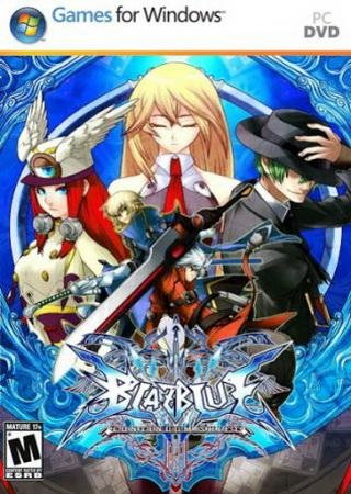 Скачать BlazBlue: Continuum Shift торрент