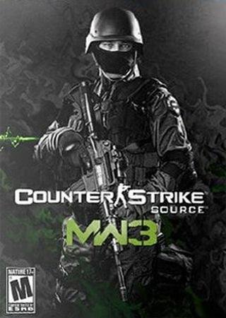 Скачать Counter Strike: Source - Modern Warfare 3 торрент