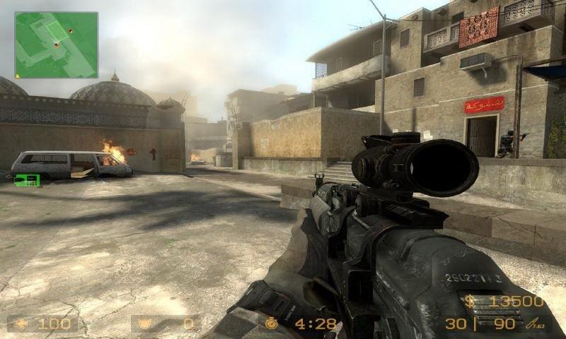 скачать игру контр страйк Modern Warfare 3 - фото 11