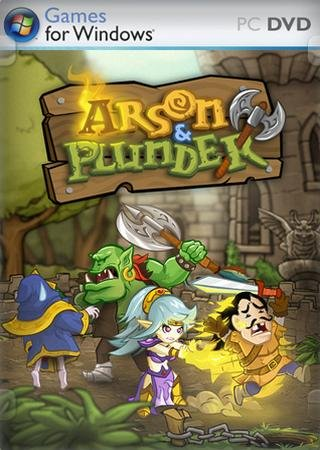 Arson and Plunder (2013) ������� �������