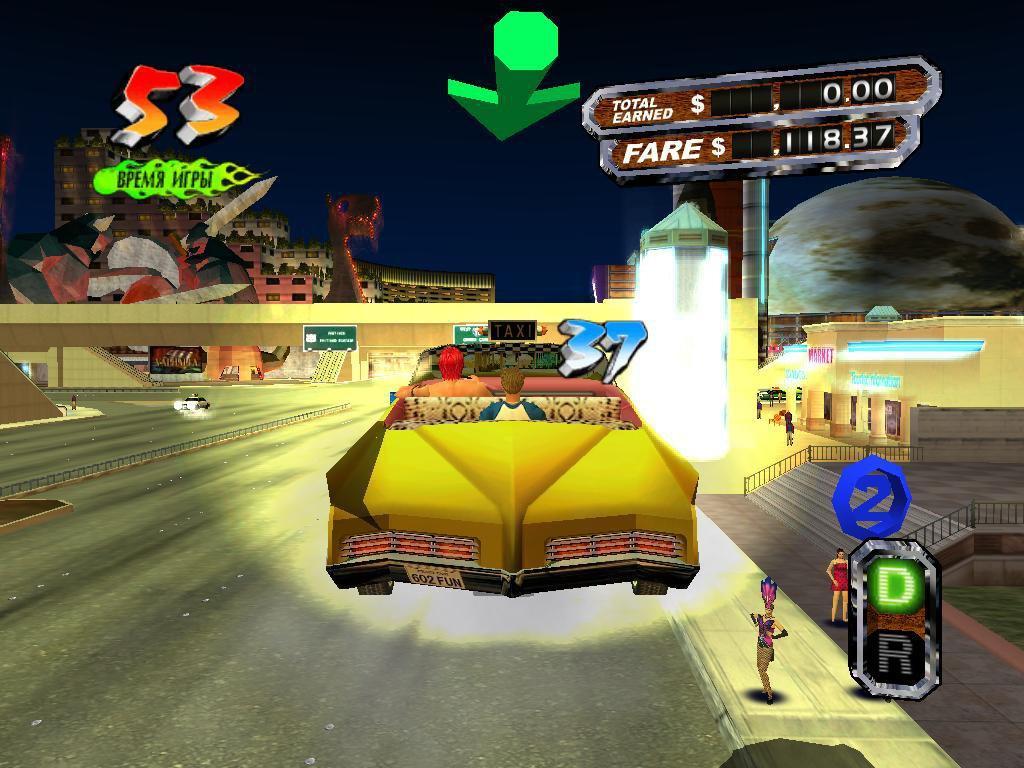 скачать игру такси 3 на компьютер через торрент - фото 7