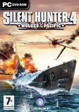 Silent Hunter 4: Wolves of the Pacific Скачать Торрент