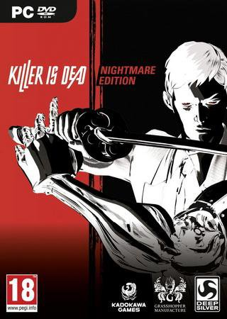 Killer is Dead: Nightmare Edition (2014) Скачать Торрент