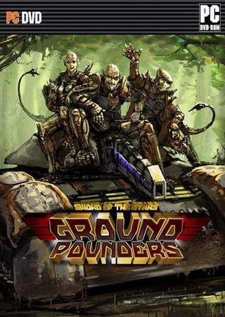 Скачать Sword of the Stars: Ground Pounders торрент