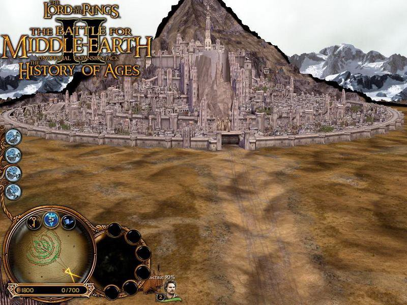 The Battle For Middle-earth скачать торрент