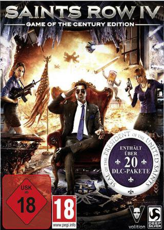 Saints Row 4: Game of the Century Edition Скачать Торрент