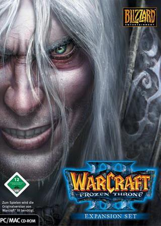 Скачать Warcraft 3: The Frozen Throne торрент