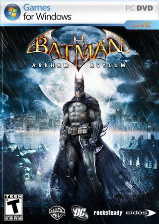 Скачать Batman: Arkham - Trilogy (2009-2013) торрент