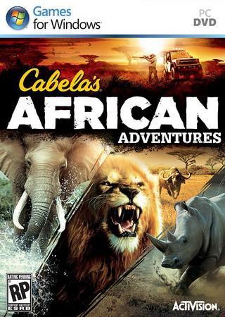 Скачать Cabelas African Adventures торрент