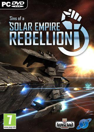 Sins of a Solar Empire: Rebellion Скачать Торрент