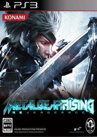 Скачать Metal Gear Rising: Revengeance (2013) PS торрент