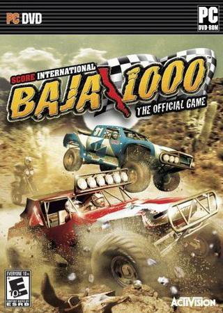 Скачать SCORE International Baja 1000 торрент