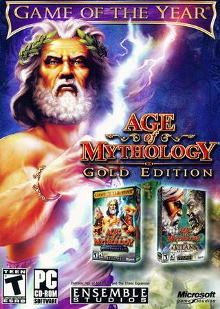 Age of Mythology: Gold Edition (2002) Скачать Торрент