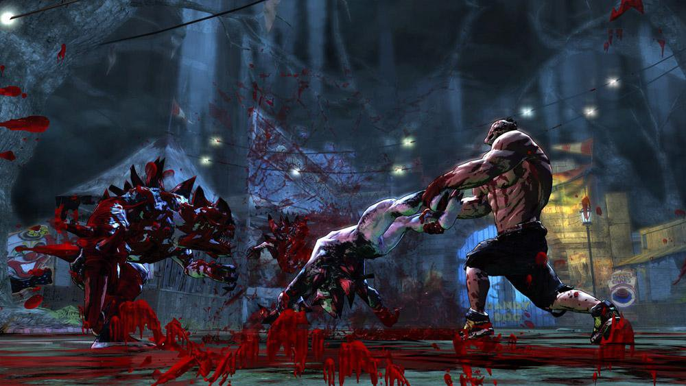 Splatterhouse 2010 pc